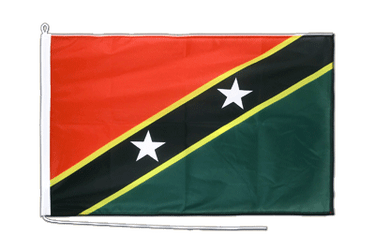 Saint Kitts and Nevis  Boat Flag PRO 2x3 ft