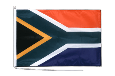South Africa - Boat Flag PRO 2x3 ft