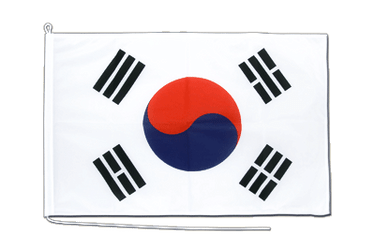 South Korea - Boat Flag PRO 2x3 ft