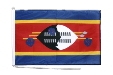 Swasiland - Bootsflagge PRO 60 x 90 cm