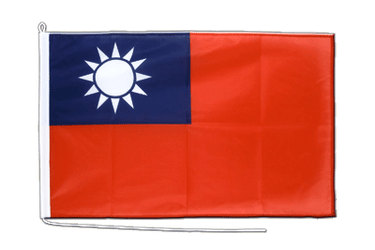 Taiwan - Boat Flag PRO 2x3 ft
