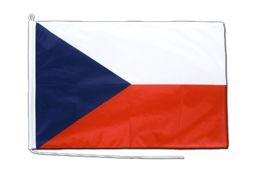 Czech Republic Boat Flag PRO 2x3 ft