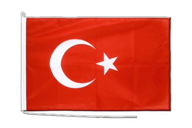 Turkey Boat Flag PRO 2x3 ft