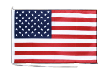 USA Boat Flag PRO 2x3 ft