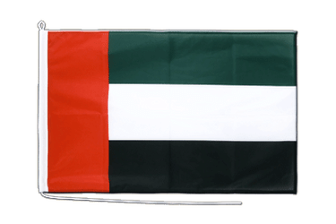 United Arab Emirates  Boat Flag PRO 2x3 ft