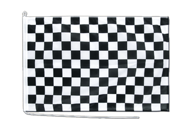Checkered Boat Flag PRO 2x3 ft