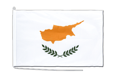 Cyprus Boat Flag PRO 2x3 ft