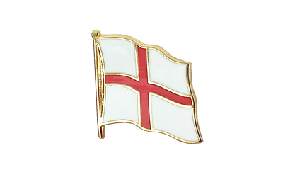 England St. George Flag Lapel Pin