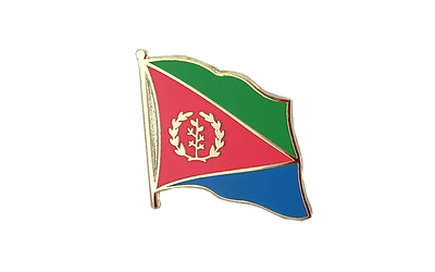 Eritrea - Flag Lapel Pin