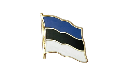 Estonia - Flag Lapel Pin