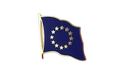 European Union EU Flag Lapel Pin