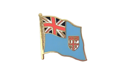 Fiji - Flag Lapel Pin