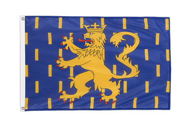 French Comte Grommet Flag PRO 2x3 ft