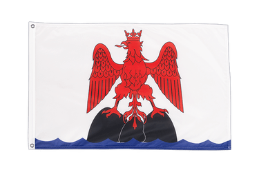 County of Nice Grommet Flag PRO 2x3 ft