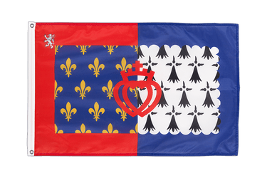 Pay de la Loire Grommet Flag PRO 2x3 ft