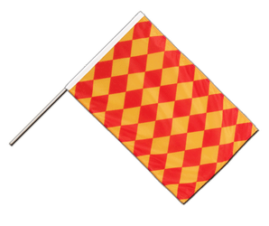 Angoumois - Hand Waving Flag PRO 2x3 ft