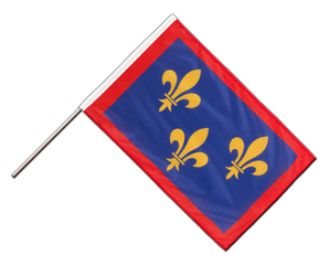 Anjou - Hand Waving Flag PRO 2x3 ft