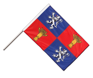 Gascogne - Hand Waving Flag PRO 2x3 ft