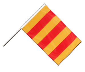 County of Foix - Hand Waving Flag PRO 2x3 ft