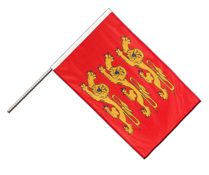Upper Normandy Hand Waving Flag PRO 2x3 ft