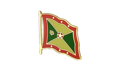 Grenada Flag Lapel Pin