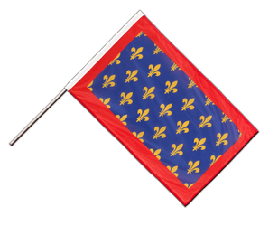 Maine - Hand Waving Flag PRO 2x3 ft