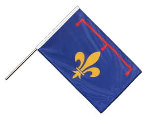 Provence Hand Waving Flag PRO 2x3 ft