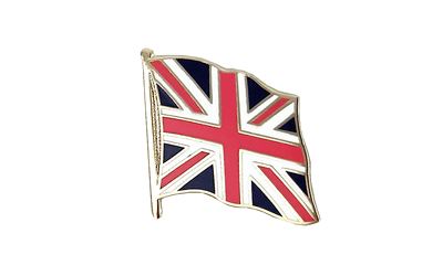 Great Britain Flag Lapel Pin