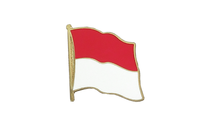 Indonesia Flag Lapel Pin