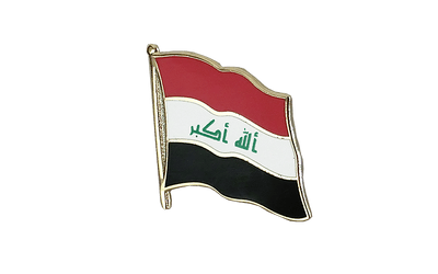 Iraq 2009 Flag Lapel Pin