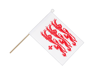 Dorset civil Hand Waving Flag 6x9""