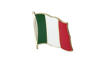 Italy - Flag Lapel Pin