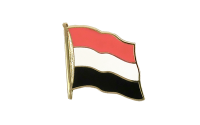 Yemen - Flag Lapel Pin