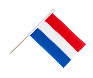 Netherlands - Hand Waving Flag 6x9""
