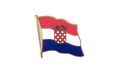 Croatia - Flag Lapel Pin