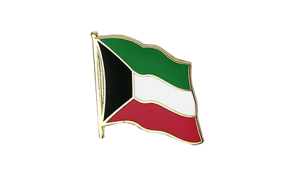 Kuwait - Flag Lapel Pin