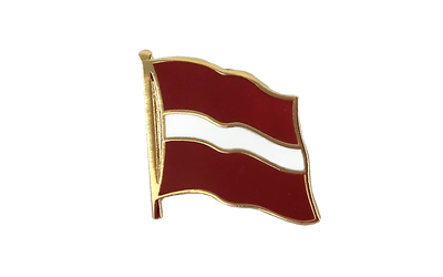 Latvia - Flag Lapel Pin