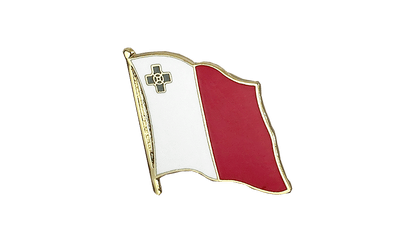 Malta - Flag Lapel Pin