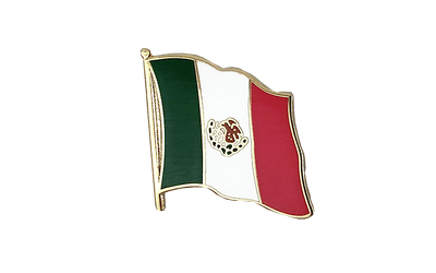 Mexico - Flag Lapel Pin
