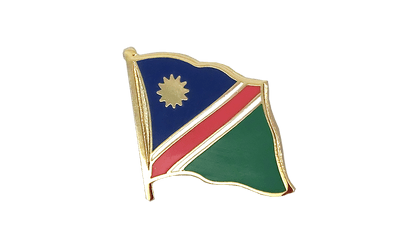 Namibia Flag Lapel Pin