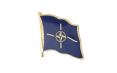 NATO Flag Lapel Pin