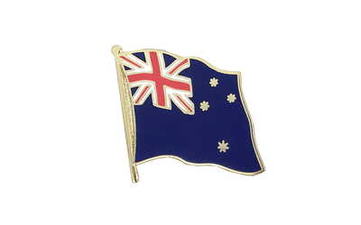 New Zealand Flag Lapel Pin