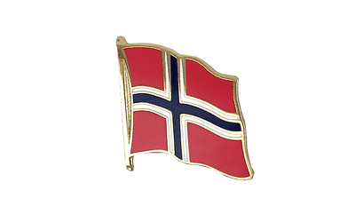 Norway Flag Lapel Pin