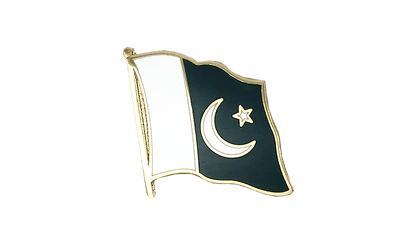 Pakistan Flaggen Pin 2 x 2 cm