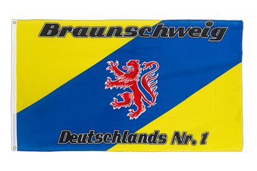 Brunswick Deutschlands Nr. 1 - 3x5 ft Flag