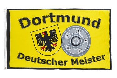 Dortmund Deutscher Meister - 3x5 ft Flag