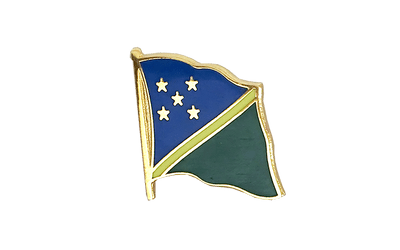 Solomon Islands Flag Lapel Pin