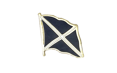 Scotland navy Flag Lapel Pin