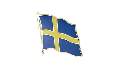 Sweden - Flag Lapel Pin