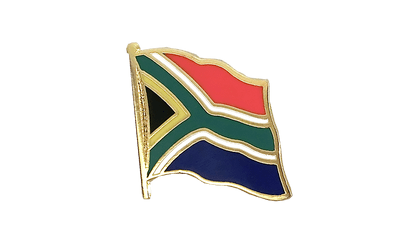 South Africa - Flag Lapel Pin